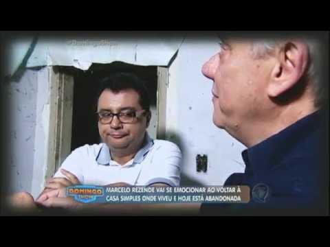 De Volta ao Passado: Marcelo Rezende visita antiga casa e lembra da mãe