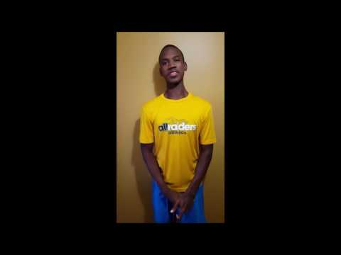 Get To Know Our Athletes: Jamal Williams