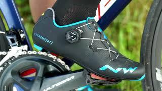 Northwave Extreme GT shoes black-blue metal