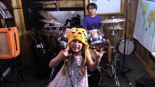 Aaralyn and Izzy (Murp)- Sick of You (GWAR Cover)