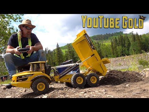 YouTube GOLD - ROAD TRIP: A Storm Is BREWING (s2 E13)  Miniature Gold Mining