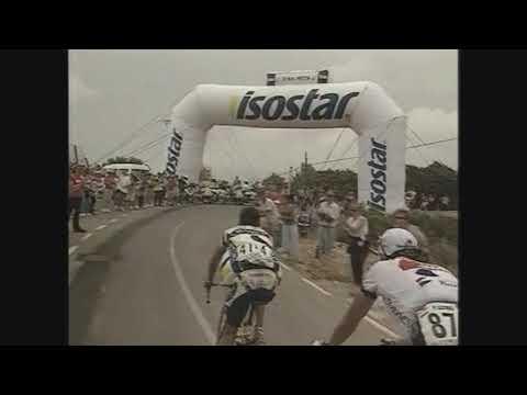 Cycling Tour de Spain 2004 part 2