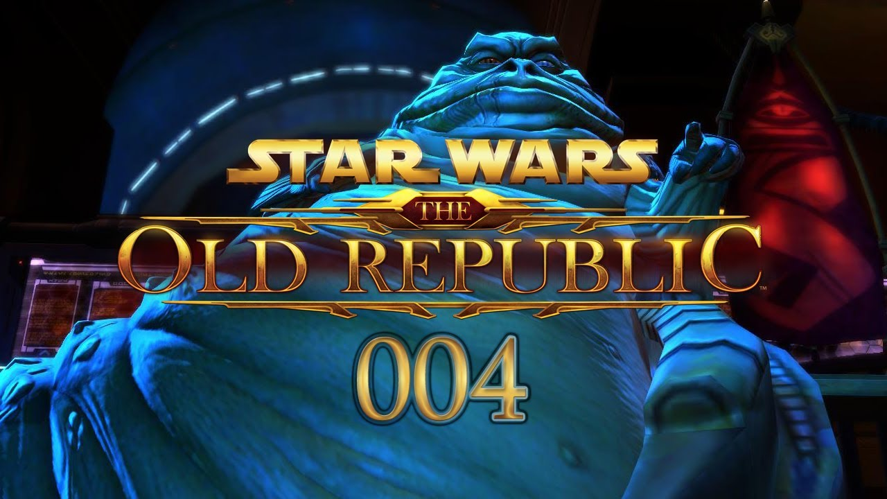 STAR WARS: THE OLD REPUBLIC #004 Community-Treffen & Let's Dance [MMORPG SWTOR Let's Play] - YouTube