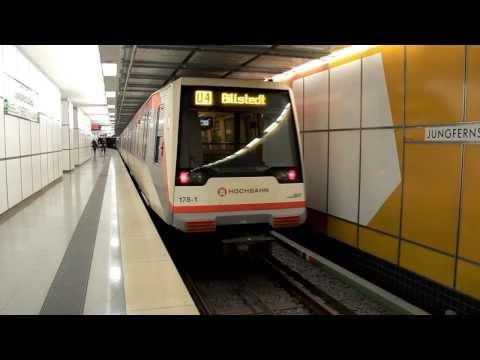 U-Bahn Hamburg Mix