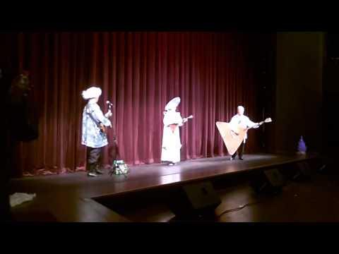 Brooklyn NY Russian Balalaika Trio