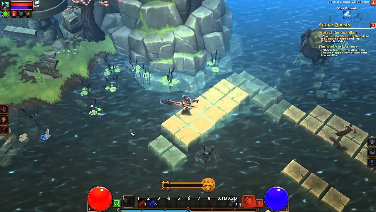 Torchlight 2 World Map.Torchlight 2 Full Maze Walkthrough All 3 Gems In About 4 Minutes