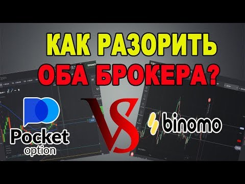 Как разорить брокер Pocket Option. Бинарные опционы