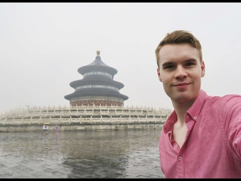 A DAY IN BEIJING 🇨🇳 THE TEMPLE OF HEAVEN