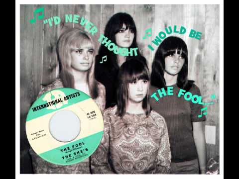 The She's - The Fool (1966)