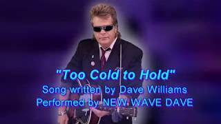 """""""Too Cold To Hold"""" - NEW WAVE DAVE"""