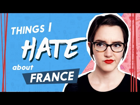 😡🇫🇷 Sometimes France Sucks: The Worst Part Of Living In France! | REGAN SHORTER