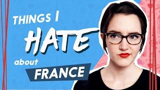 😡🇫🇷 Sometimes France Sucks: The Worst Part of Living in France!   REGAN SHORTER