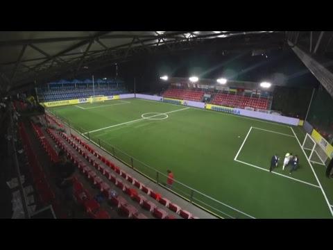 EMF EURO 2018 - day2  channel 1