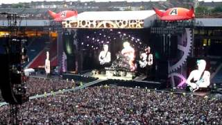 AC/DC Whole Lotta Rosie Live @ Hampden Park Glasgow June 30th 2009