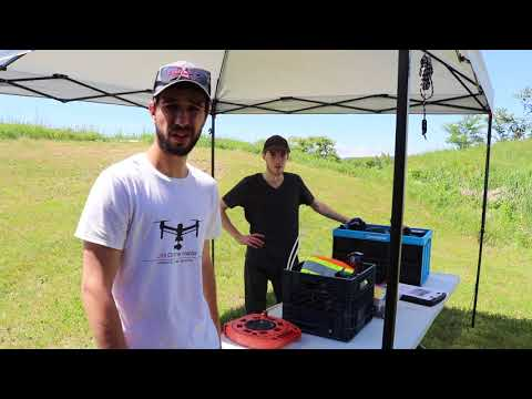 JB Drone Media @ Diesel Fest 2018