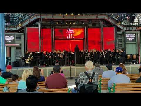 Menifee Valley Middle School Symphonic Band Phantom