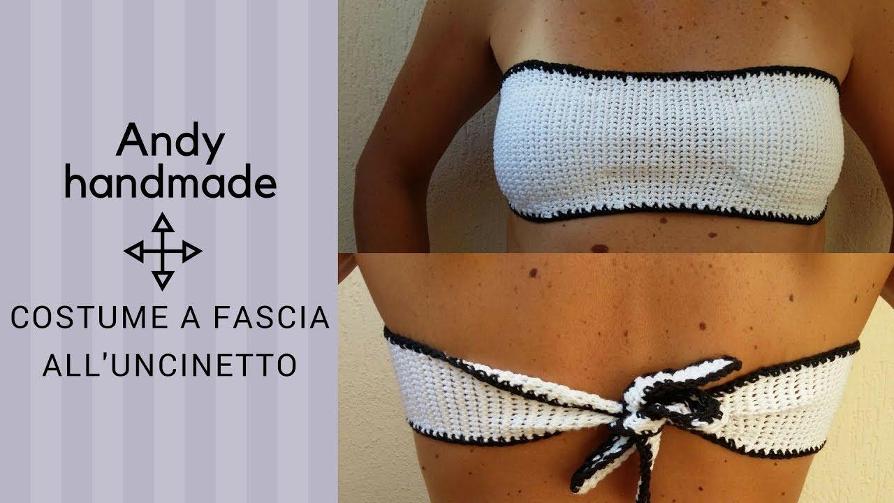 Costumi Da Bagno A Fascia : Moda estate must have