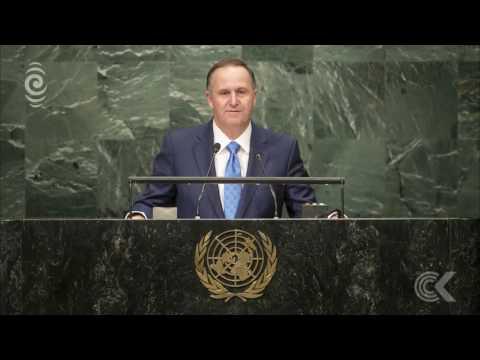 UN Council needs to do more for Syria   John Key
