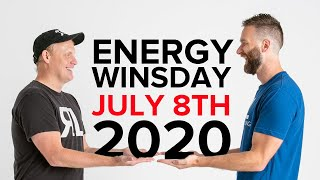 Energy Winsday July 8th 2020
