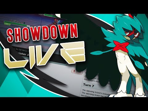 [Sun/Moon OU] Decidueye, Decidueye, Decidueye I'm Hot (PS Live #45)
