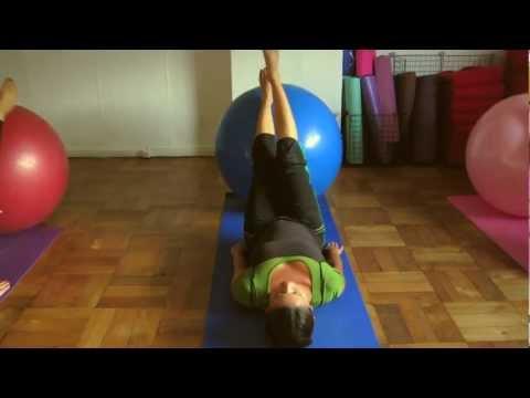 Clases de Pilates con Gayle Maxwell
