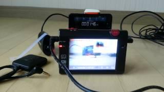 GPS 케이블 분리 영상