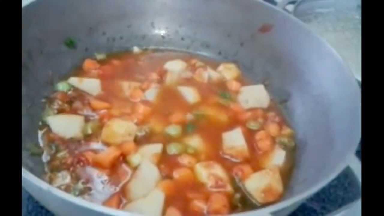 Receta Sopa Asopao De Camarones Youtube