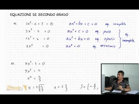 Sistemi di Disequazioni from YouTube · Duration:  8 minutes 18 seconds