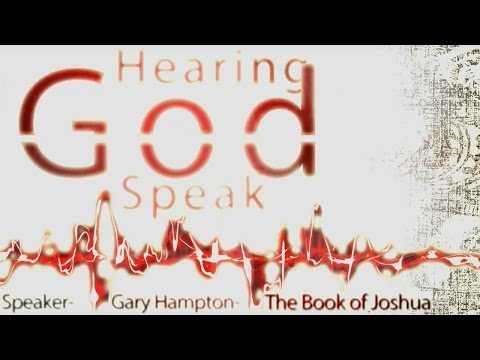 Hearing God Speak: Joshua (part 1) - The Start of a Leader