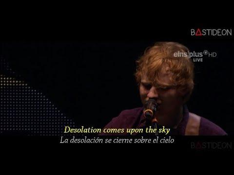 Ed Sheeran - I See Fire (Sub Español + Lyrics)