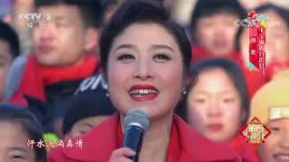[2020东西南北贺新春]《最美的约定》 演唱:刘媛媛| CCTV综艺