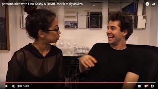 Characters with Liza Koshy & David Dobrik part 3 // davidxliza