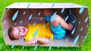 Rain, Rain Go Away! Nursery Rhyme & Songs for Children by Dima Family Show