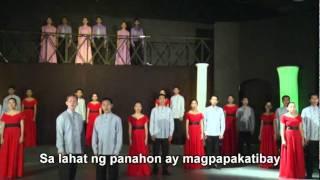 Iglesia Ni Cristo: CMV - Pag-awit Sa Iyo Ang Kaaliwan