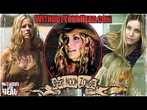Without Your Head Podcast - Sheri Moon Zombie interview on Rob Zombie's Halloween and more