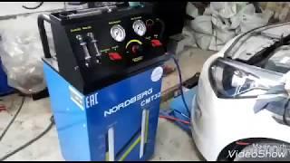 CMT32 Установка для промывки и замены жидкости в АКПП | Оборудование для замены масла АКПП