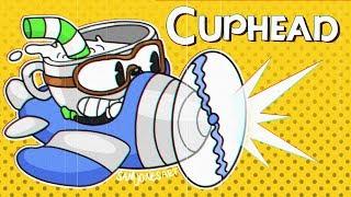 BasicallyIRage - Cuphead #2 IM LOSING MY MIND!!