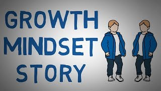 Growth Mindset - Story of Twin Brothers (animated)