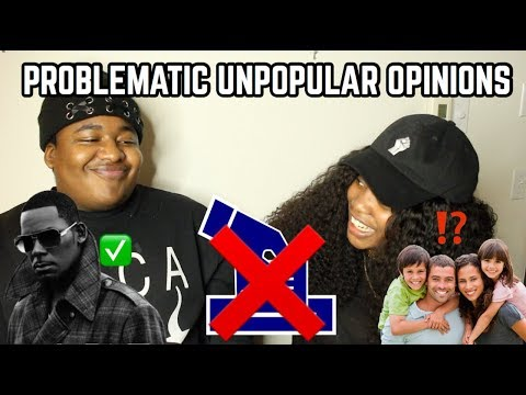 R.Kelly, Voting, Mixed People? PROBLEMATIC UNPOPULAR OPINIONS OF 2019 FT. TROYCETV