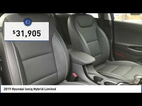 Hyundai Ioniq Hybrid  Hyundai Ioniq Hybrid Limited FOR SALE in Corona, CA H