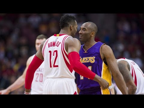 """Dwight Howard Reveals the Source of """"Fake"""" Beef with Kobe Bryant"""