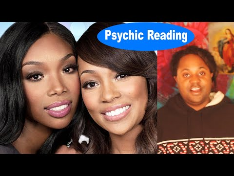 BRANDY & MONICA PSYCHIC READING | WHITNEY, AALIYAH, THE BOY IS MINE FIGHT [LAMARR TOWNSEND TAROT]