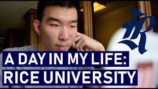 A Day in the Life of a Rice Student | Rice University