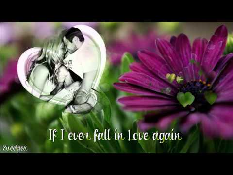 Kenny Rogers and Anne Murray ♫ If I Ever Fall In Love Again ☆ʟʏʀɪᴄ ᴠɪᴅᴇᴏ☆