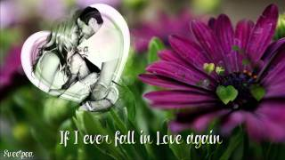 Kenny Rogers and Anne Murray - If I Ever Fall In Love Again ♡𝕃𝕐ℝ𝕀ℂ𝕊🎜