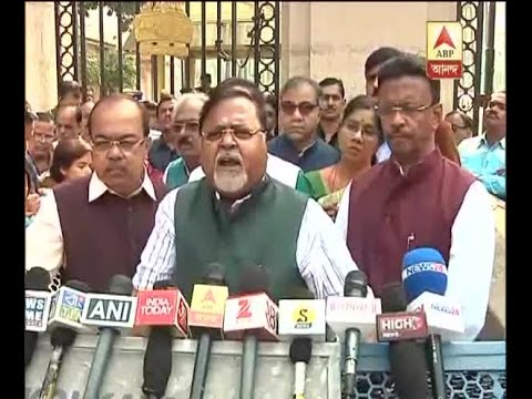 Kailas Vijayvargiya's comment is against constitution, alleges Partha Chatterjee