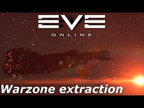 EVE Online - sisi - Warzone extraction