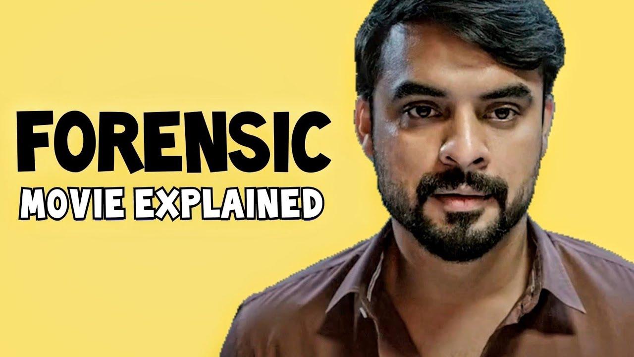 Forensic Movie Explained Youtube