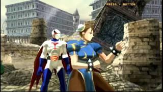 Classic Game Room - TATSUNOKO VS. CAPCOM for Wii review