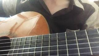"""guitar """" Tôi thương người ta lắm """" Hồ Việt Trung _ Cover """" Tui chứ ai """""""